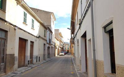 Llucmajor Casa Pueblo 2 dormitorios+Patio 65m2! Incluye Garaje! Precio 180.000 Euros!