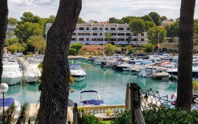 Santa Ponsa P.baja 1 dormitorio+jardin 20m2! Precio 205.000 Eur