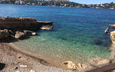Santa Ponsa Planta Baja 1 dormitorio+terracita. Vistas al Mar! Precio 215.000 Eur.-