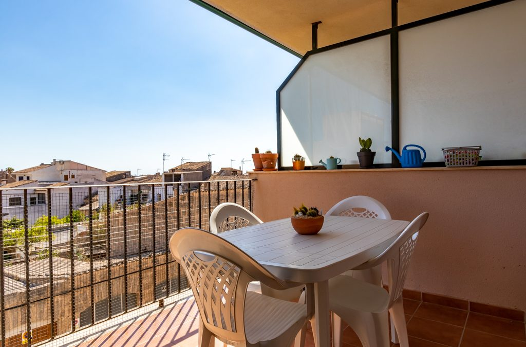 Llucmajor Pueblo Piso 3 dormitorios+balcón! Incluye Garaje y Trastero. Precio 175.000 eur.-