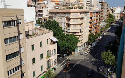 Zona Pascual Ribot Piso 3 dormitorios+balcón.Precio 195.000€