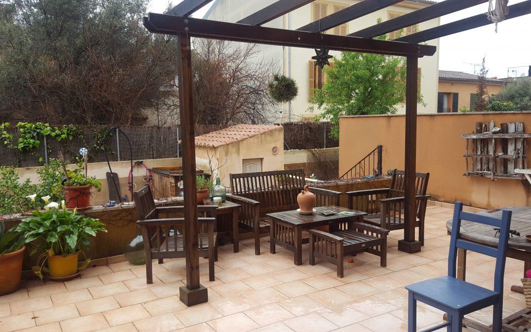 Alaro Planta Baja de 2 dormitorios+Porche 12m2 y Jardin 60m2. Precio 169.000€