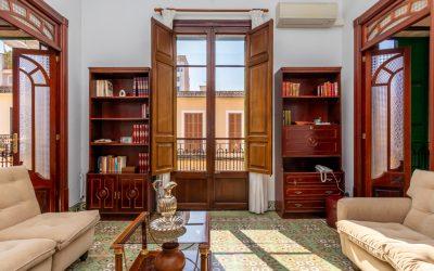 Pedro Garau Piso 145m2, 4 dormitorios+balcón y Terracita. Precio 260.000€