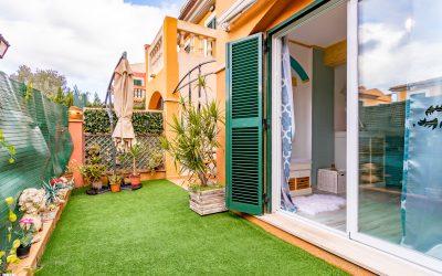 Tolleric Planta Baja 2 dormitorios+Jardín y Terraza 35m2! Precio 193.000€
