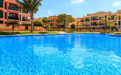 Sa Torre Planta Baja 1 dormitorio+Jardin y Parking. Precio 168.000€