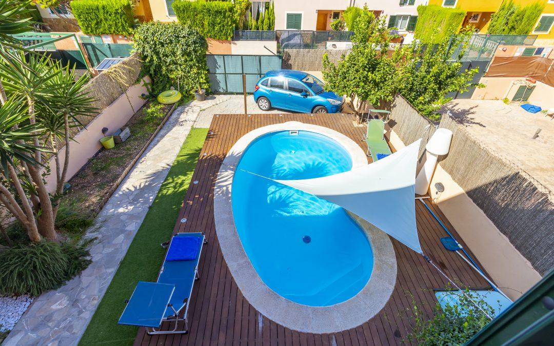 LLucmajor Sa Torre Pareado 3 dormitorios+Piscina, Terrazas y Parking! Precio 350.000€