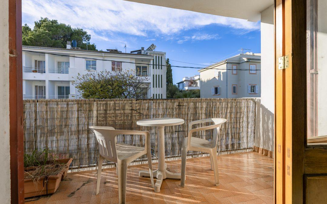Can Picafort Piso 3 dormitorios+ 3 terrazas de 18m2! . Precio 159.000€