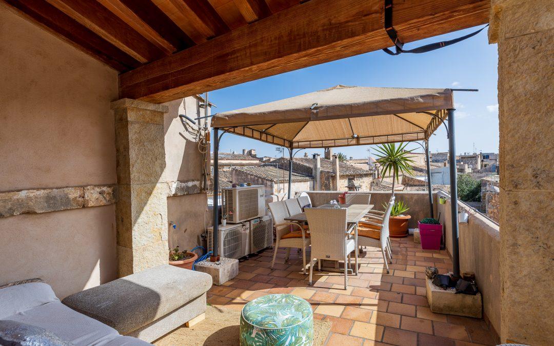 LLucmajor Casa Adosada 3 dormitorios+ Patio 12m2 y Terraza de 23m2. Precio 339.000€
