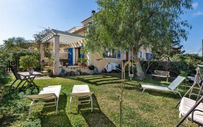 Portocolom Chalet Pareado 4 dormitorios+Jardín 200m2. Incluye 3 Parking. Precio 449.000€
