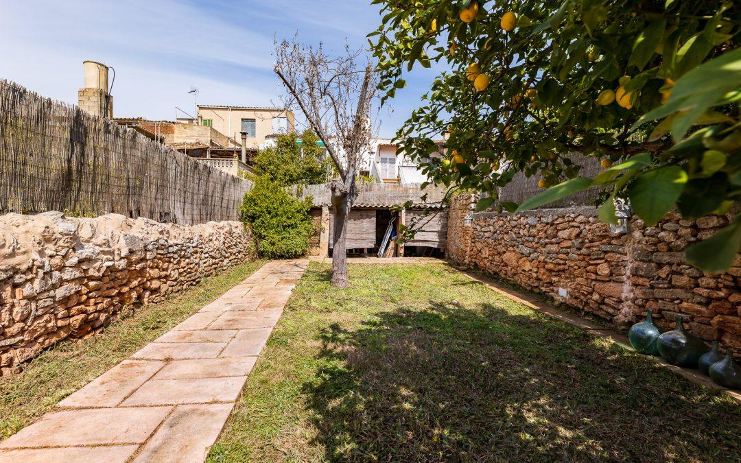 LLucmajor Chalet Adosado 4 dormitorios+Porche,Terrazas 78m2 y Jardín 100m2. Precio 485.000€