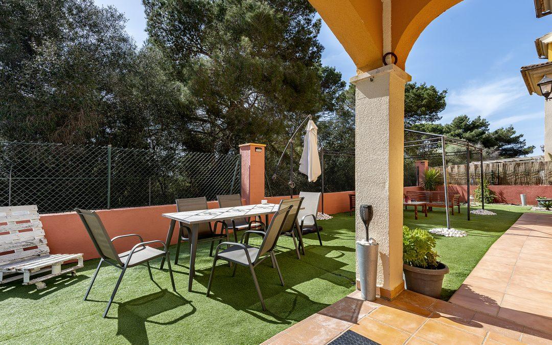 Tolleric Chalet Pareado 3 dormitorios+Jardín 130m2 +Terrazas,-Precio 357.000€