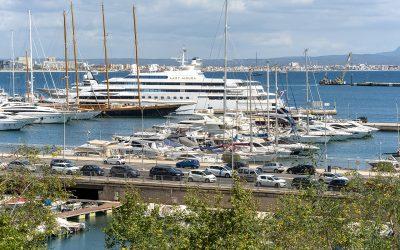 Porto Pi Piso 3 dormitorios+Terraza 25m2. Vistas al Mar! Precio 290.000€