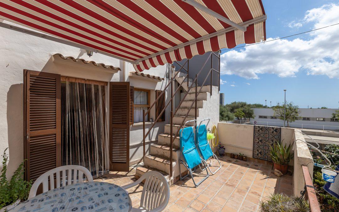 Llucmajor Piso 3 dormit+ Terraza 14m2 y Solarium 40m2. Incluye Garaje. Precio 195.000€