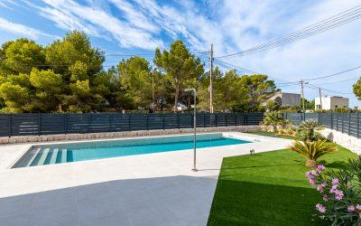 Cala Pi Chalet Unifamiliar 3 dormitorios+Piscina, Jardín y Parking. Precio 950.000€