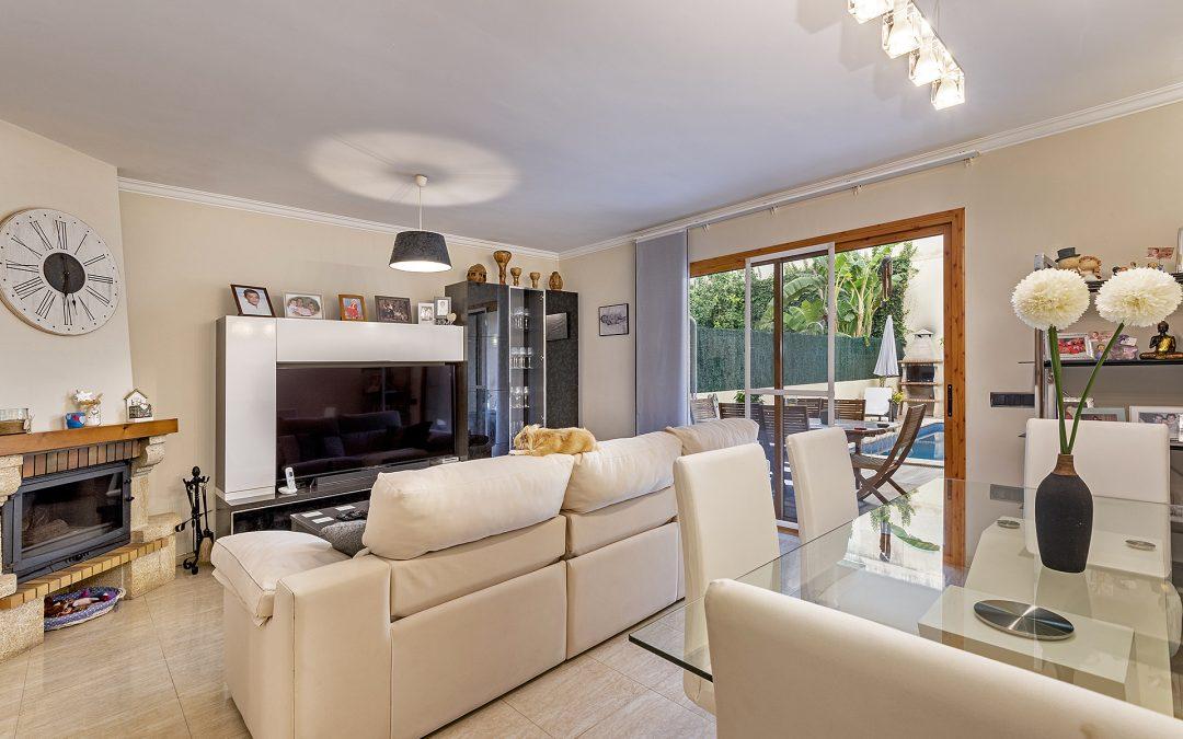 Sencelles Adosado 3 dormitorios+Piscina, Terrazas y Garaje! Precio 359.000€